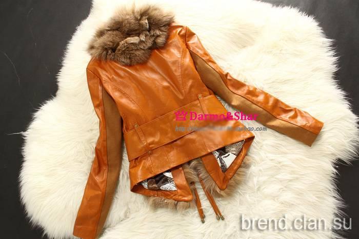 Зимняя Одежда Из Кожи И Меха