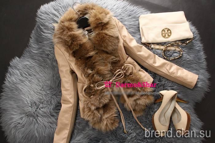 Куртка на меху женская своими руками